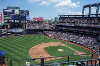 Citi Field, section: 523, row: 2, seat: 7