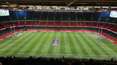 Principality Stadium section U30