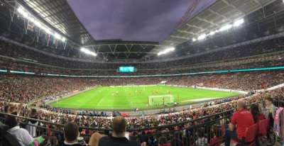 Wembley Stadium, section: 112, row: 31, seat: 27