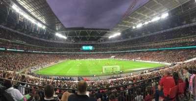 Wembley Stadium, section: 112, row: 31, seat: 27