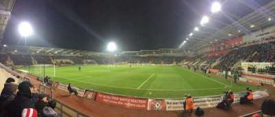 New York Stadium, section: NS2, row: D, seat: 35