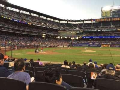 Citi Field, section: 11, row: 9, seat: 5
