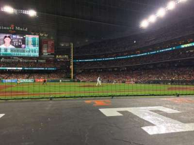 Minute Maid Park, section: 113, row: 5, seat: 6
