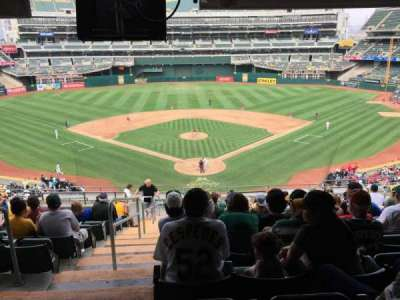 Oakland Alameda Coliseum, section: 217, row: 17, seat: 12