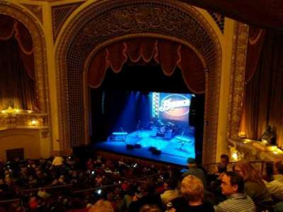 Pabst Theater, section: 2RT, row: E, seat: 1