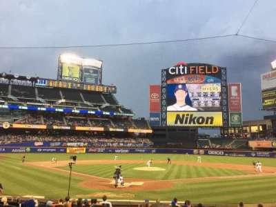 Citi Field, section: 14, row: 15, seat: 1