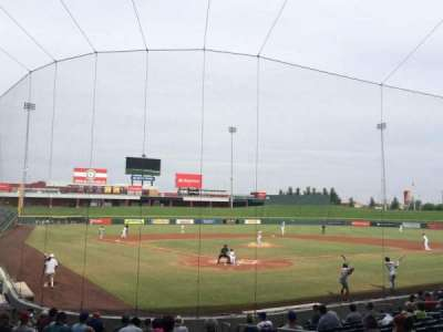Sloan Park, section: 111, row: 16, seat: 26