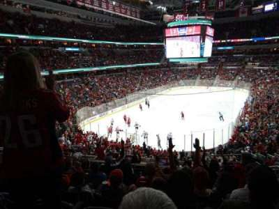 Capital One Arena, section: 118, row: SRO, seat: 10