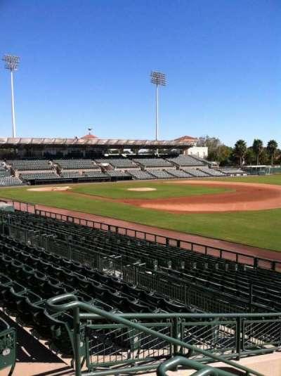 Ed Smith Stadium, section: 201, row: 7, seat: 3