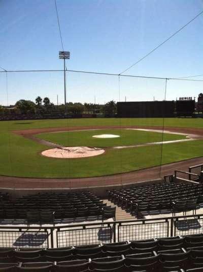 Ed Smith Stadium, section: 212, row: 7, seat: 12