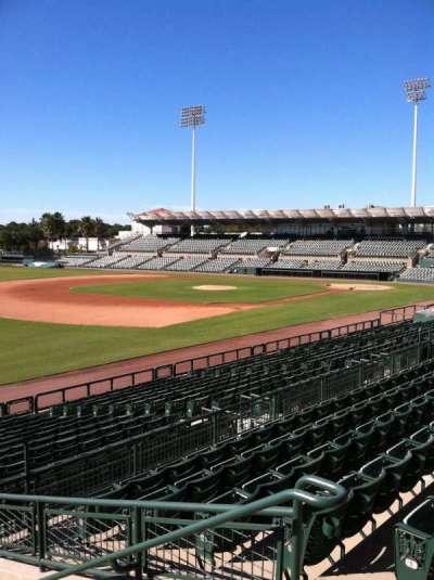 Ed Smith Stadium, section: 225, row: 7, seat: 3