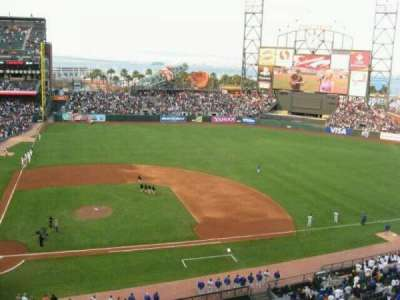 AT&T Park, section: 310