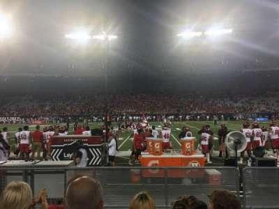 Arizona Stadium, section: 30, row: 11, seat: 26