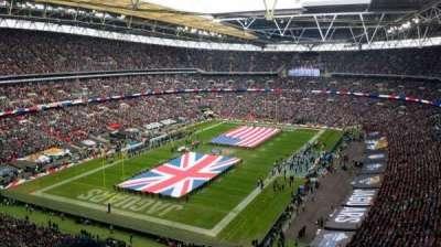 Wembley Stadium section 536