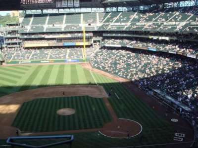 Safeco Field, section: 335, row: 5, seat: 15