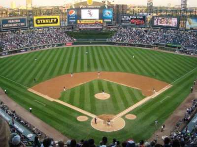 Guaranteed Rate Field, section: 533, row: 13, seat: 11