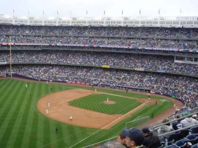 Yankee Stadium, section: 330, row: 6