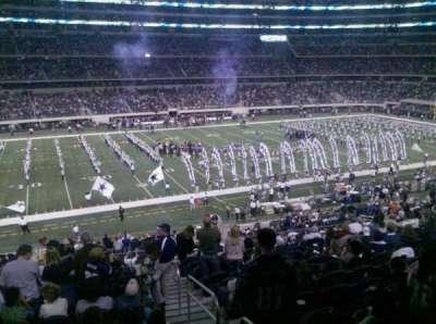 AT&T Stadium, section: C238, row: 13, seat: 1
