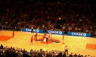 Madison Square Garden, section: 225