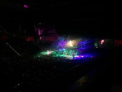 Mohegan Sun Arena, section: 108, row: A, seat: 4