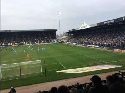 Meadow Lane, section: FC, row: T, seat: 068