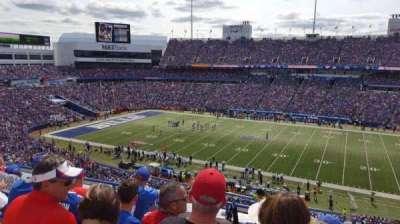 New Era Field, section: 310, row: 5, seat: 16