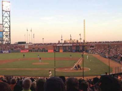 AT&T Park, section: 119, row: 31, seat: 7-8