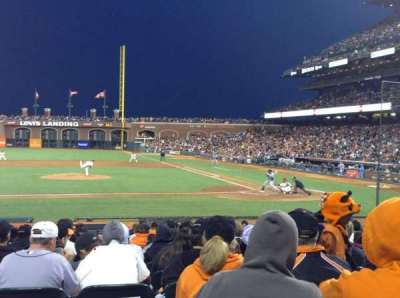 AT&T Park section 122