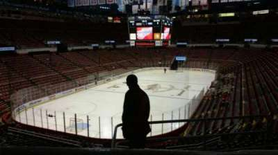 Joe Louis Arena, section: 227A, row: 5, seat: 3
