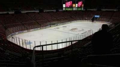 Joe Louis Arena, section: 226B, row: 5, seat: 9