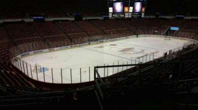 Joe Louis Arena, section: 226A, row: 5, seat: 2