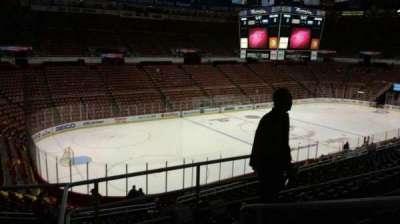 Joe Louis Arena, section: 225B, row: 5, seat: 10
