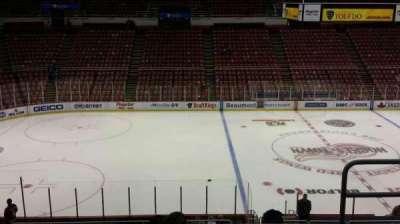 Joe Louis Arena, section: 223, row: 5, seat: 3