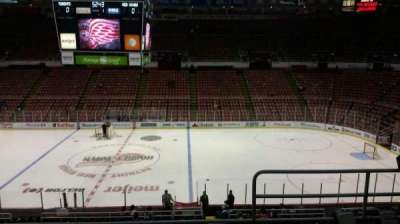 Joe Louis Arena, section: 221, row: 5, seat: 2