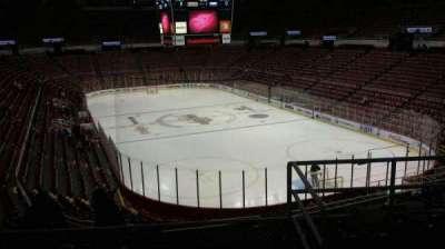 Joe Louis Arena, section: 216B, row: 5, seat: 13