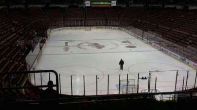 Joe Louis Arena, section: 215, row: 5, seat: 14