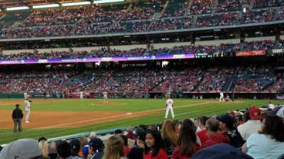 Angel Stadium, section: F108, row: J, seat: 15