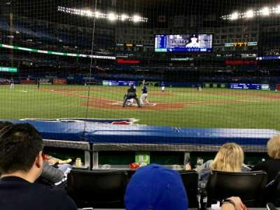 Rogers Centre, section: 120L, row: 5, seat: 109