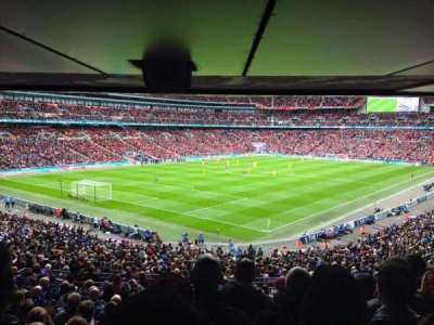 Wembley Stadium, section: 129, row: 44, seat: 199