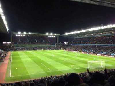 Villa Park, section: L7, row: OO, seat: 199