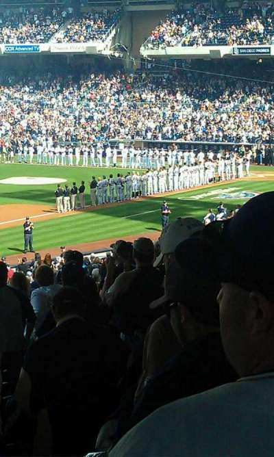 PETCO Park, section: 120, row: 43, seat: 7