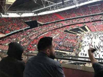 Wembley Stadium, section: 504, row: 3, seat: 120