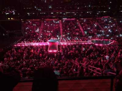 Philips Arena, section: 116