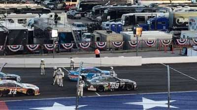 Texas Motor Speedway, section: PL422, row: 23, seat: 16