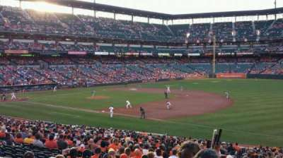 Oriole Park at Camden Yards, section: 13, row: 1, seat: 13
