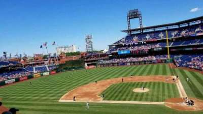 Citizens Bank Park, section: 227, row: 4, seat: 1