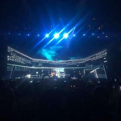 TD Garden, section: E, row: 11, seat: 5