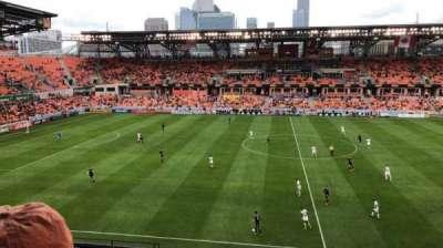BBVA Compass Stadium, section: 226, row: J, seat: 21