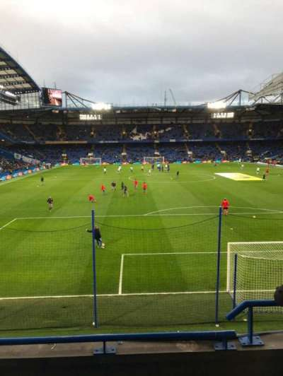 Stamford Bridge, section: SU5, row: 4, seat: 159