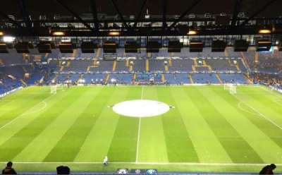 Stamford Bridge section WEST STAND UPPER 4